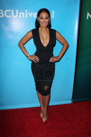 Photo for BEVERLY HILLS - AUG 12: Sasha Gates at the NBC Universal Press Tour, Beverly Hilton, Beverly Hills, CA 08-12-15 - Royalty Free Image