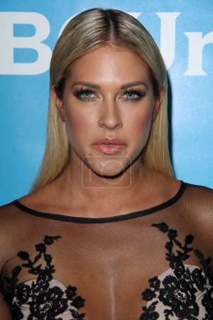 Photo for BEVERLY HILLS - AUG 12: Barbie Blank at the NBC Universal Press Tour, Beverly Hilton, Beverly Hills, CA 08-12-15 - Royalty Free Image