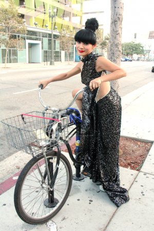 "Photo for Bai Ling at the ""Call Me King"" Screening, Downtown Independent, Los Angeles, CA 08-17-15 - Royalty Free Image"