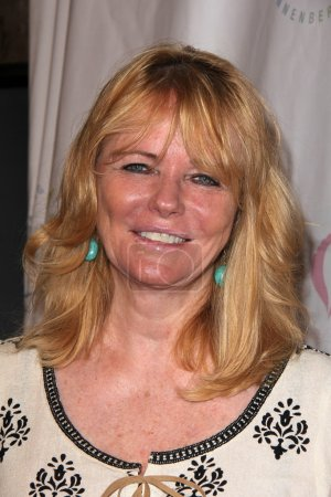 BEVERLY HILLS - SEP 09: Cheryl Tiegs at the Farrah...