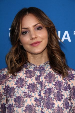 BEVERLY HILLS  - SEP 28,2015: Katharine McPhee at ...