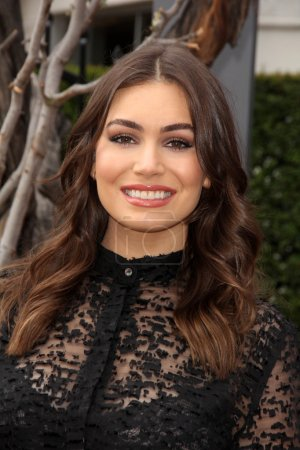 """Photo for Sophie Simmons at the """"Goosebumps"""" Los Angeles Premiere, Village Theater, Westwood, CA 10-04-15 - Royalty Free Image"""