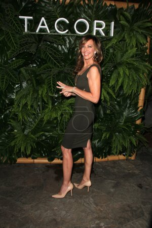 HOLLYWOOD - OCT 06,2015: Allison Janney at Club Ta...