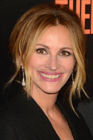 Julia Roberts at the Secret