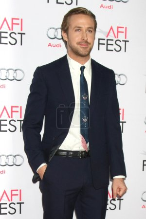 Ryan Gosling at the AFI