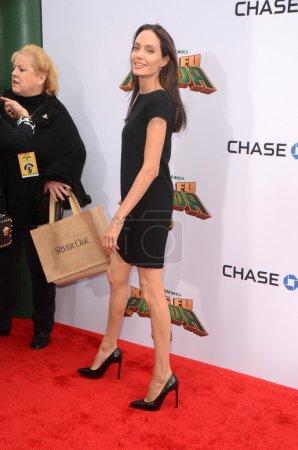 Angelina Jolie at the Kung