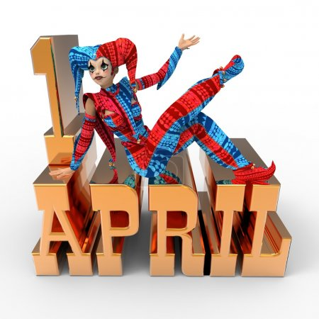 April Fools Day Clipart