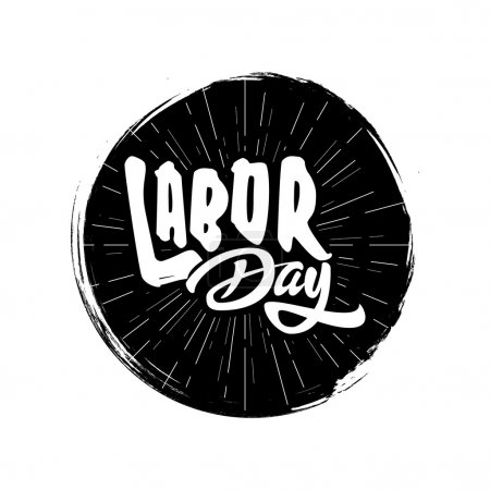 Labor day badges labels for any use.