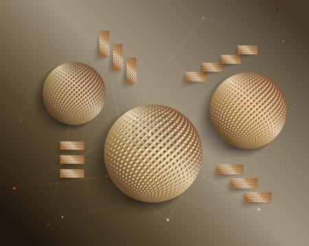 3D-tech-composition-Halftone-Effect