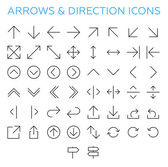 Arrows & Direction icons