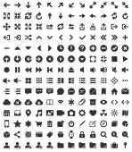 168 Pixel perfect line icons pack