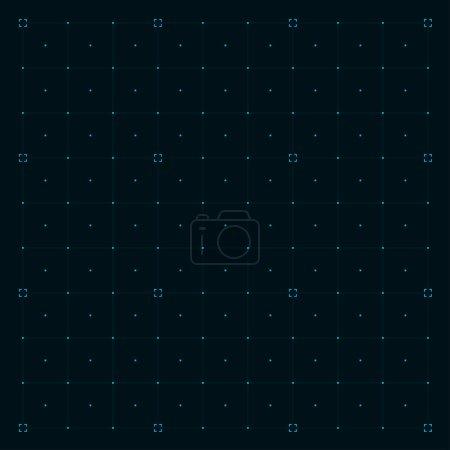 HUD interface Grid