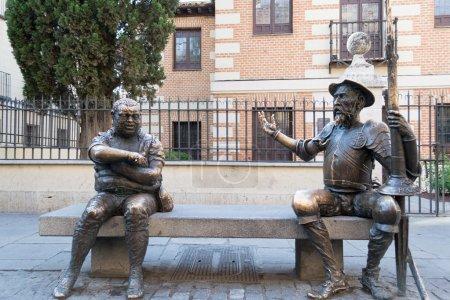 Photo pour Alcala de Henares est une ville de caractère, nommée patrimoine de l'Unesco - image libre de droit