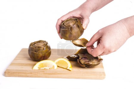 artichokes