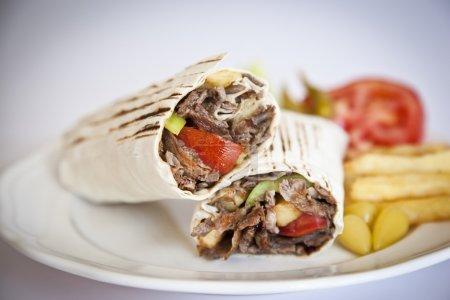 grün, horizontale, Rindfleisch, Fleisch, Lebensmittel, Küche - B54465511