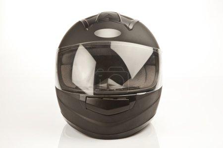 Motorcycle Helmet isolated white background