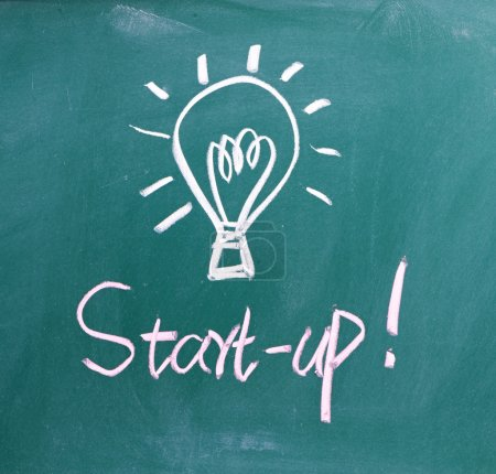 Start-up Business and Innovation Concept