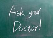 Zeptejte se svého lékaře