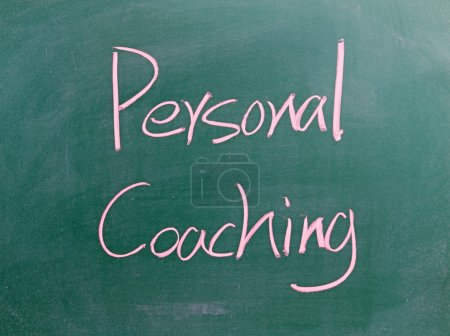 Personal Coaching sign