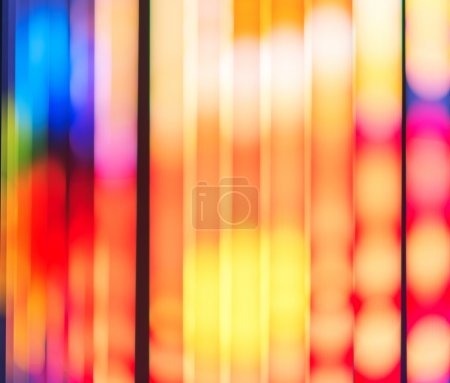 Christmas blurred lights background