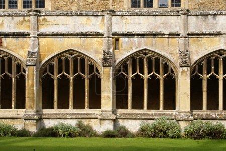 Lacock Abbey, Lacock, Chippenham, Wiltshire, England