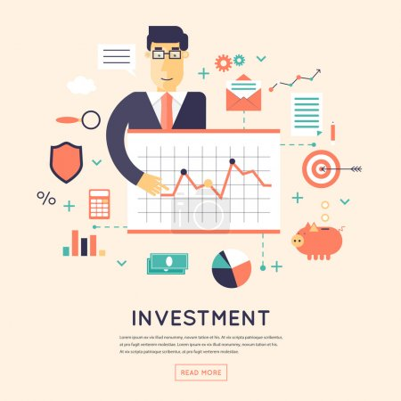 Making investments, strategic management