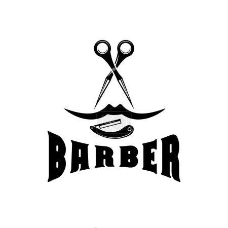 barber illustration