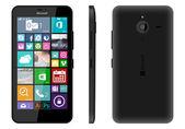 Novosibirsk Russia - December 11 2015: Windows Phone Lumia 640XL Display 57