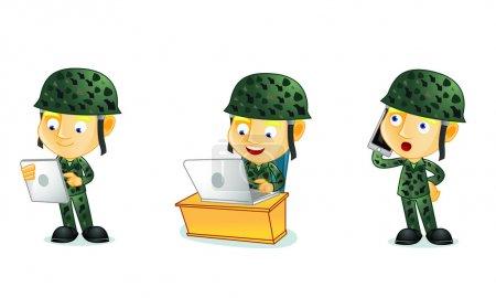Army Mascot 3