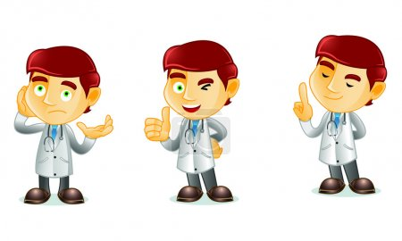 Doctor Mascot 2
