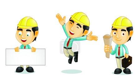 Engineer Mascot 1