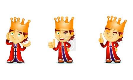 King Mascot 2