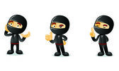 Ninja Mascot 2 for your business