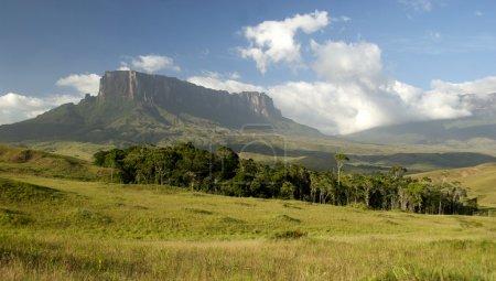 Views of Mount Roraima, Venezuela...