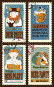 stamps with   zodiac sings