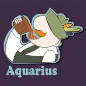 Aquarius funny zodiac sign