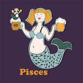 Pisces funny zodiac sign