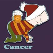 Cancer funny zodiac sign