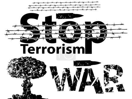 Остановить Терроризм Война