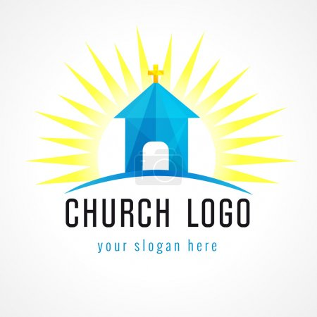 Church house logo