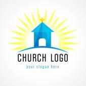 Church house logo