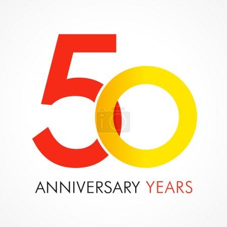 50 circle anniversary logo