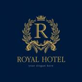Royal hotel logo