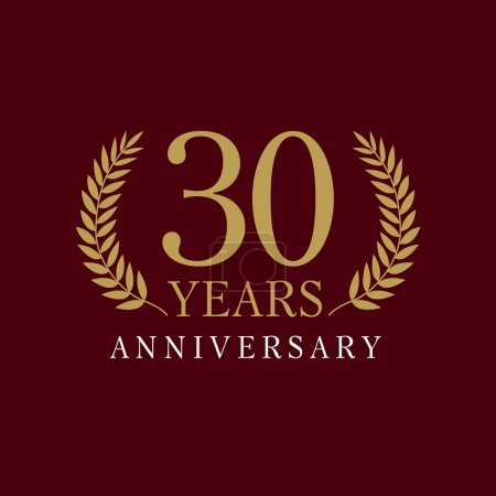 30 anniversary royal logo