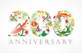 200 anniversary ethnic numbers