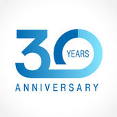 30 anniversary classic logo