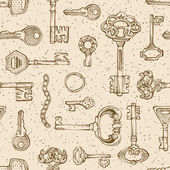 Retro hand-drawn sepia background