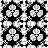 Seamless russian or slavs pattern vector background oriental design