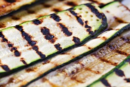 Delicious Grilled Zucchini