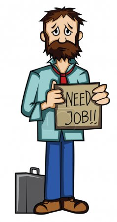 Man need job